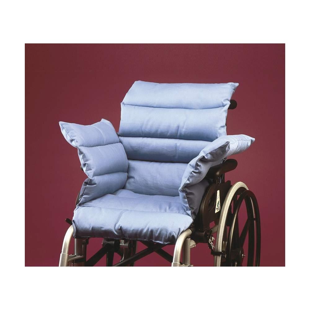 Preenchimento completo para cadeira