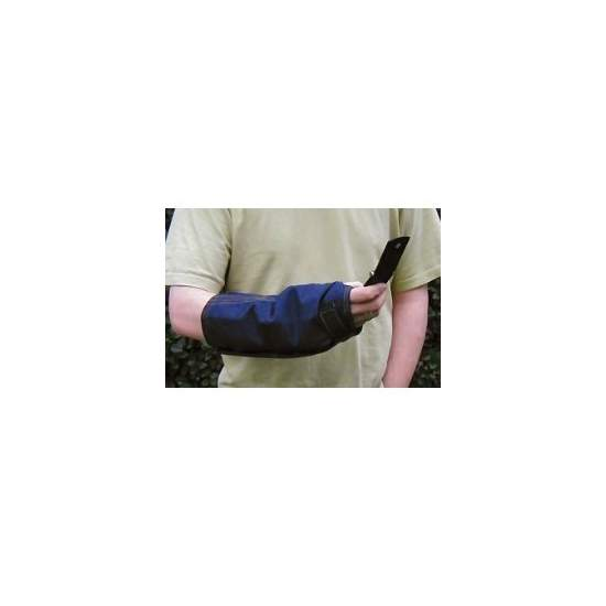 Cubre escayolas pequeña Outcast de muñeca izquierda para adultos - Cubre escayolas pequeña Outcast de muñeca izquierda para adultos