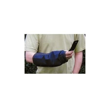 Covers pequena lança pulso esquerdo Outcast para adultos
