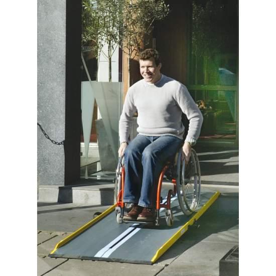 Ramp Lite lightweight R125LITE - LiteR125 lightweight ramp, length 125 cms