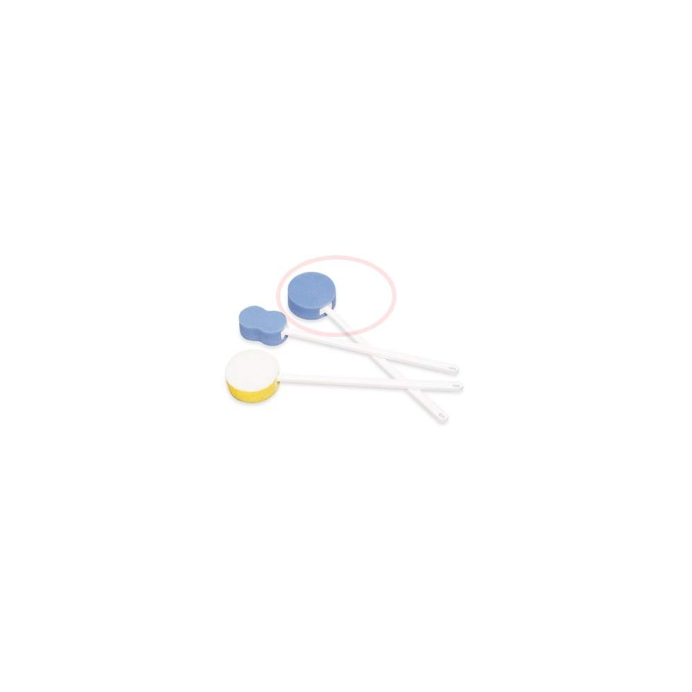 Esponja de banho redonda, long