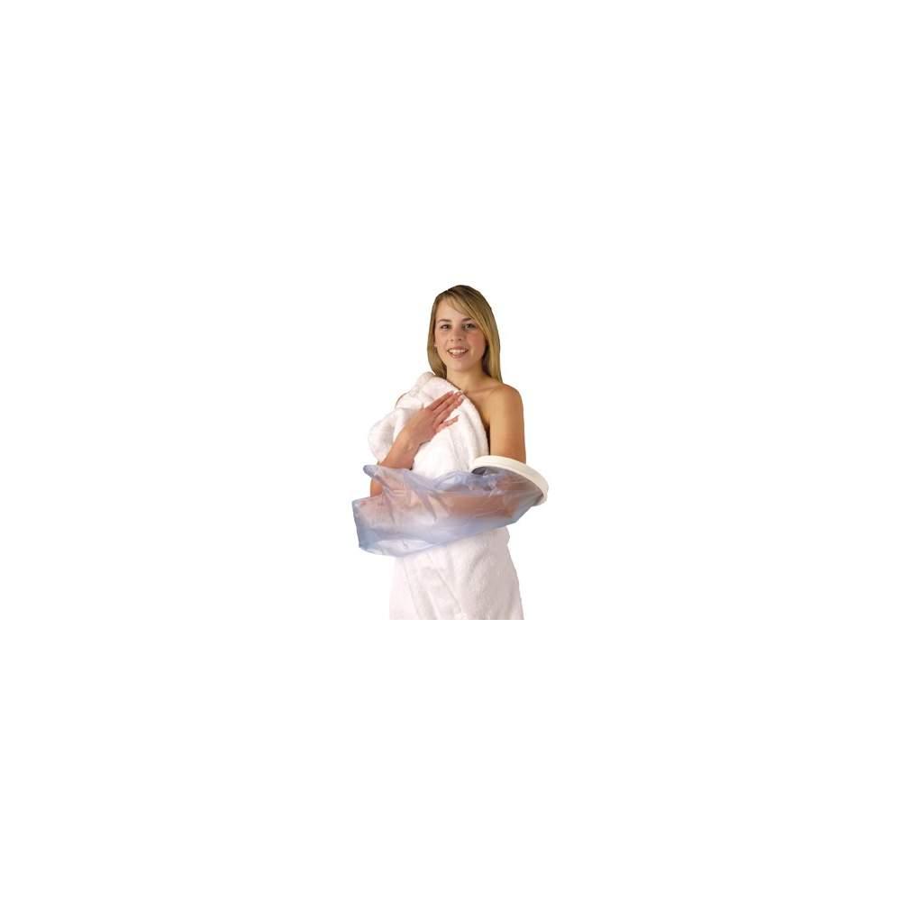 Cubre escayolas sencillos y cómodos de antebrazo para adultos, longitud 560 mm. - Cubre escayolas sencillos y cómodos de antebrazo para adultos, longitud 560 mm.