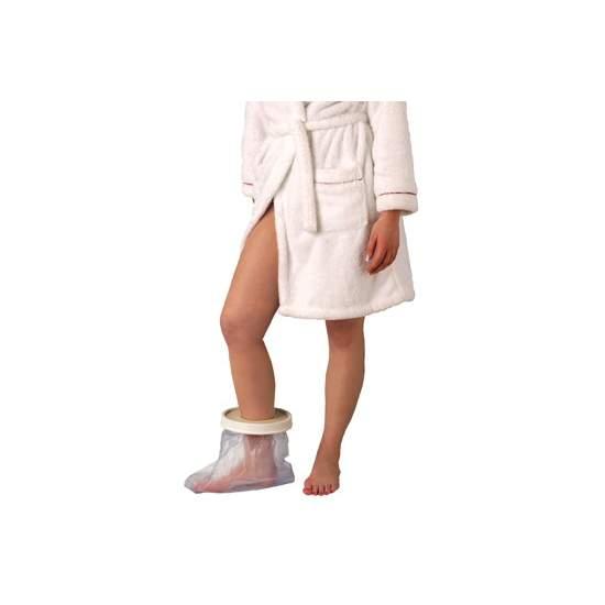 Cubre escayolas sencillos y cómodos de pie - tobillo  adultos, longitud 254 mm. - Cubre escayolas sencillos y cómodos de pie - tobillo  adultos, longitud 254 mm.
