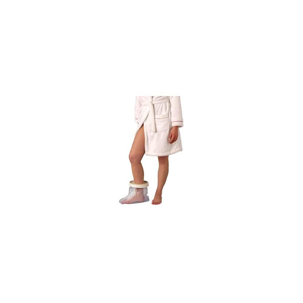 Il couvre les plâtres de pied simple et confortable - les adultes de la cheville, longueur 254 mm.