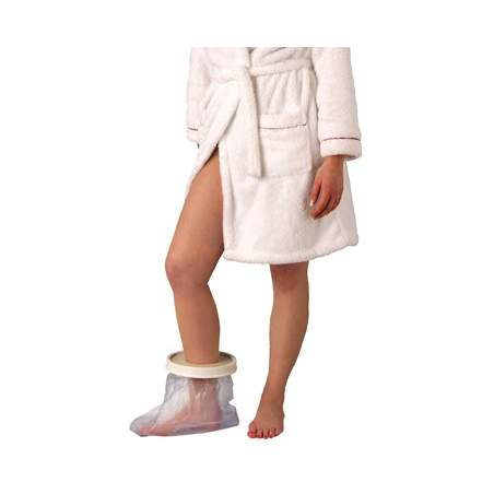 Esso copre intonaci piede semplice e confortevole - adulti caviglia, lunghezza 254 millimetri.