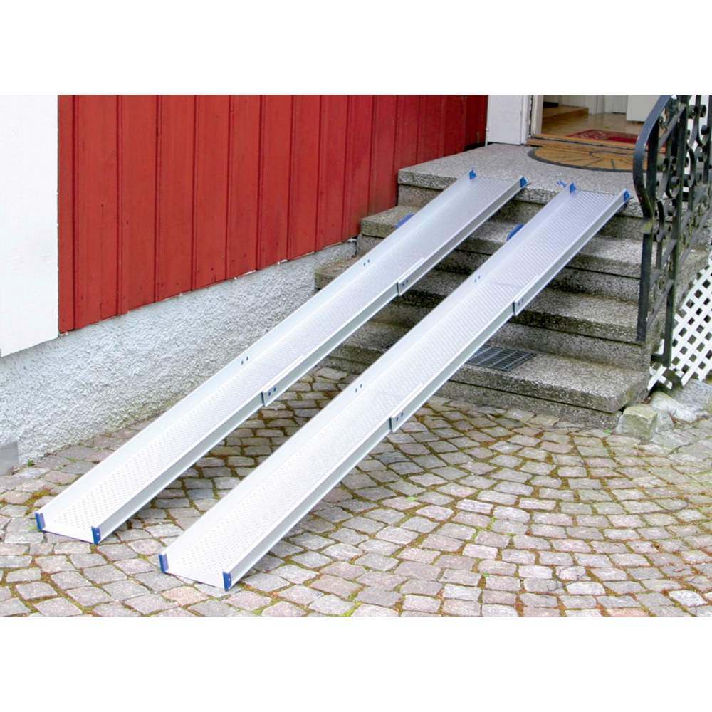 Rampas telescopicas