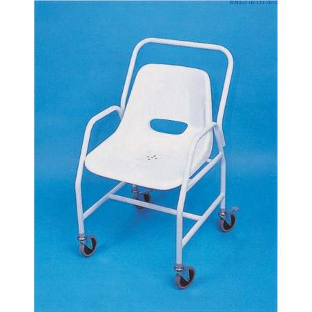 Cadeira de banho Fixo-Móvel