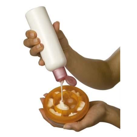 Lotions et crèmes applicateur