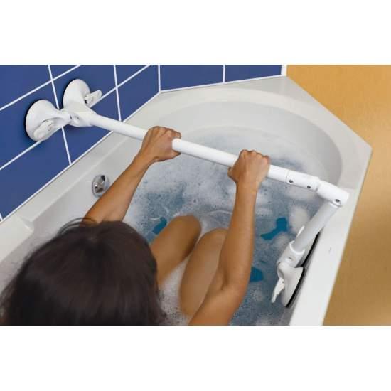 Poignée de bain Quattro Puissance