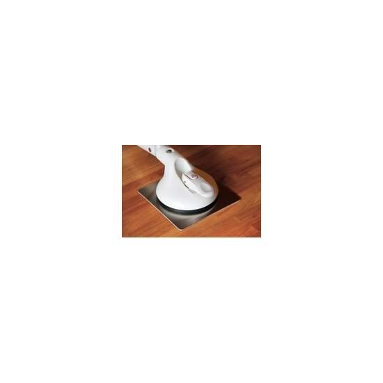Plaque en acier inoxydable, 2 pcs. 145x145mm