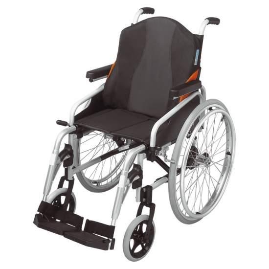Respaldo Relax con viscoelástico Efecto Memoria - Respaldo para silla con soportes laterales para proteger la zona dorsal. Su forma anatómica con soporte lumbar ayuda a mantener la postura correcta.
