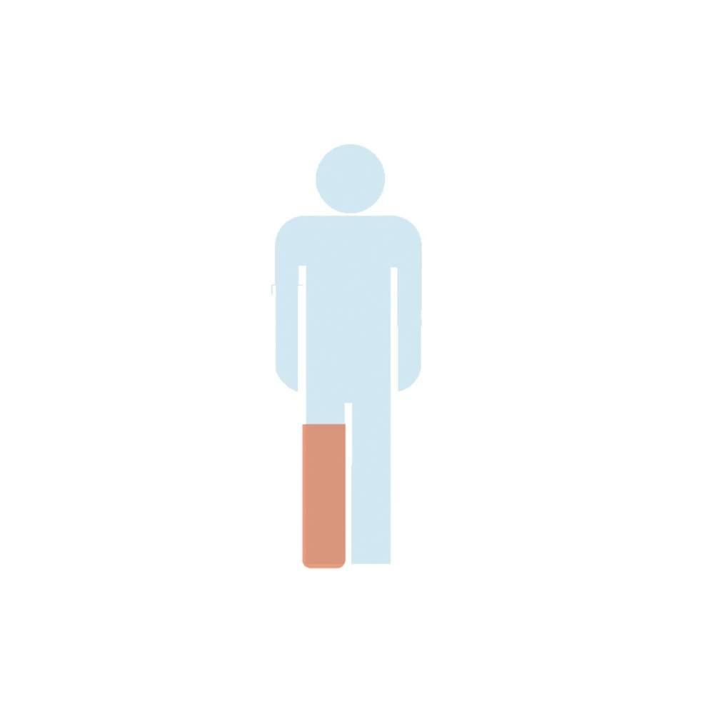 ADAS jambe complète Protections étanches - Protections étanches
