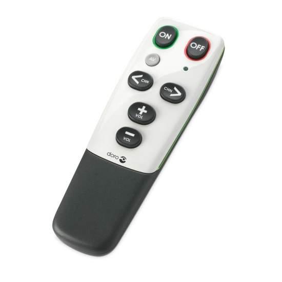 Télécommande TV pour AD321 - Télécommande TV pour AD321