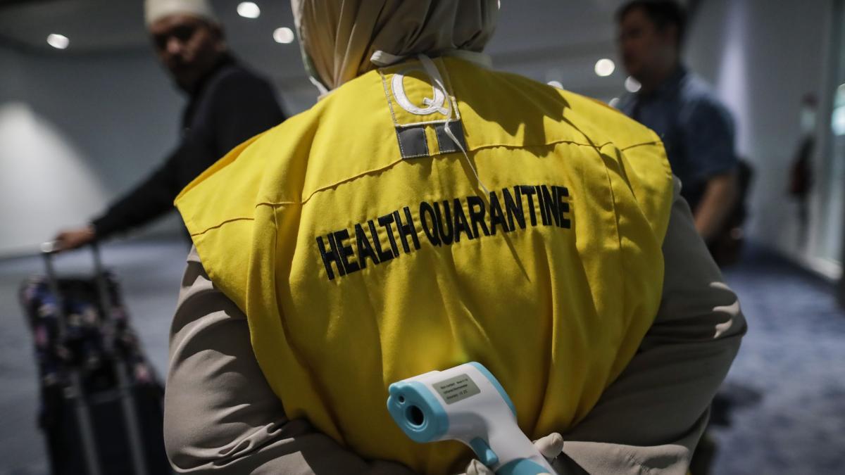 La UE toma medidas por el coronavirus: identificación de carnes de China, toma de temperaturas a pasajeros…