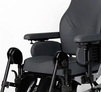 Silla de ruedas ajustable