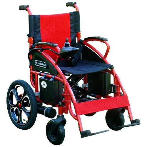 Silla de Ruedas Power Chair Sport de Libercar