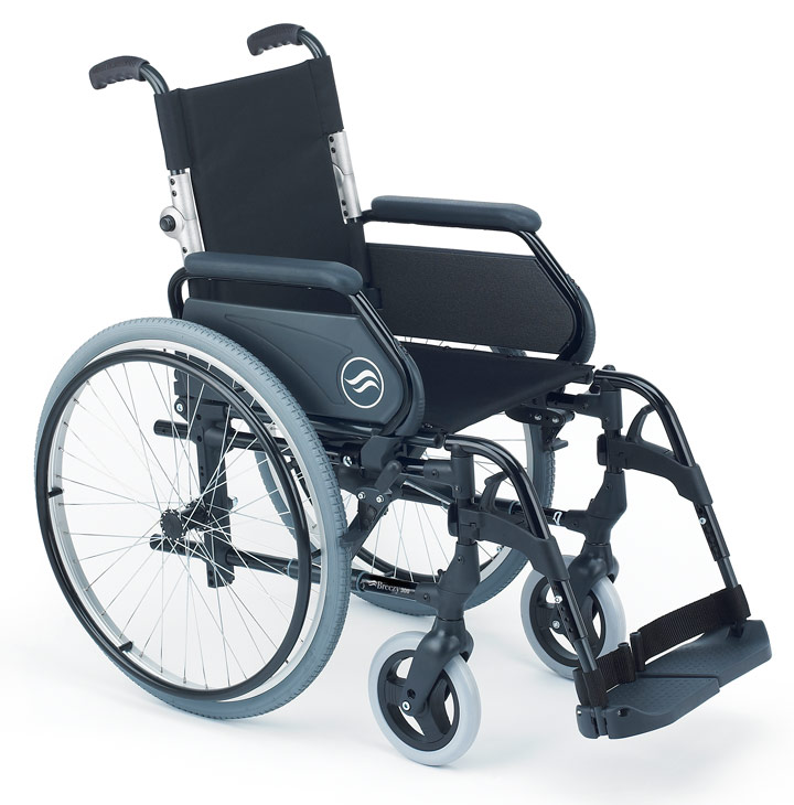 Silla de ruedas Breezy 300P autopropulsable