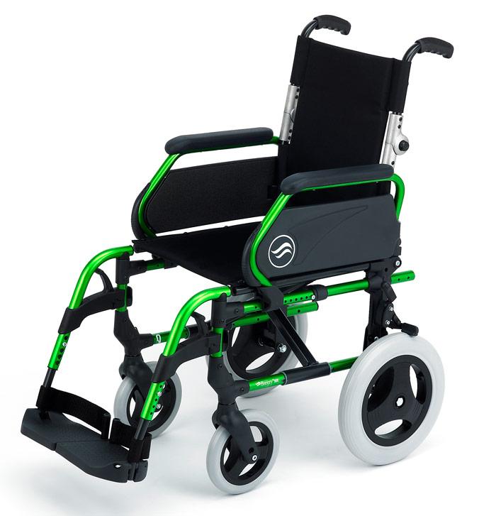 Silla de ruedas Breezy 300P tránsito