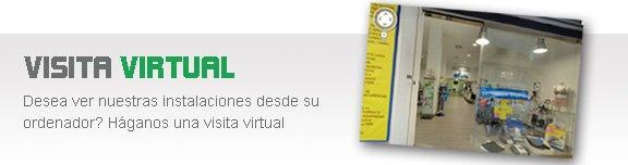 Visita virtual de Ortopedia