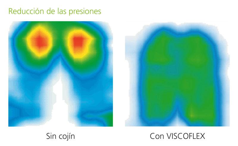 Cojín anatómico Viscoflex C10