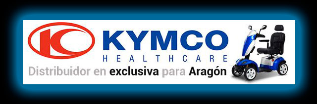 Distribuidor en Exclusiva Kymco