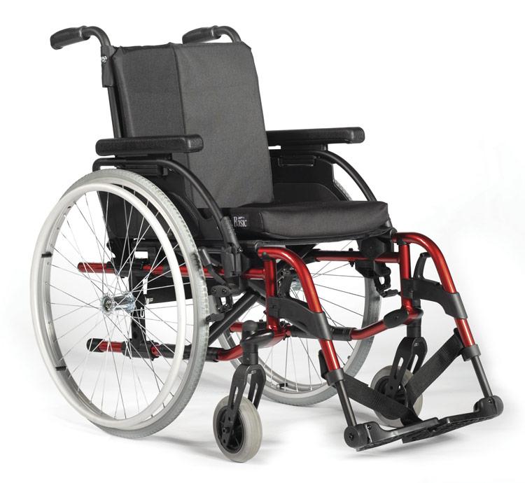 Silla de ruedas Rubix 2