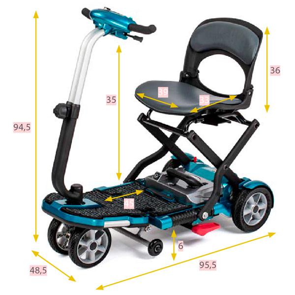 Scooter I-Brio