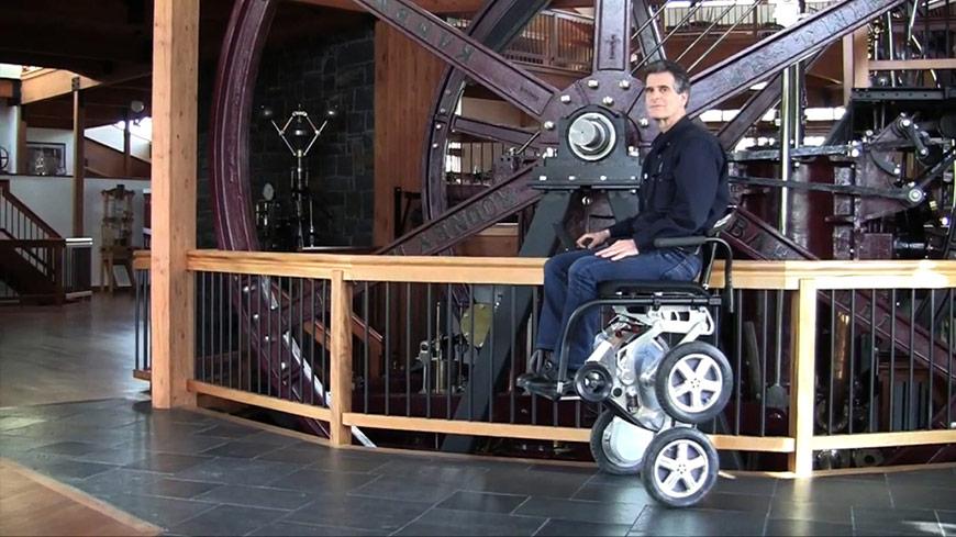 Dean Kamen y su iBot