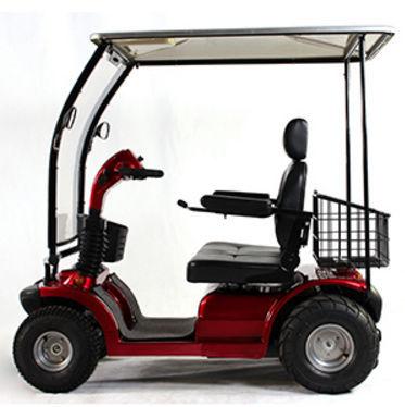 Scooter Nico 4031 B con capota