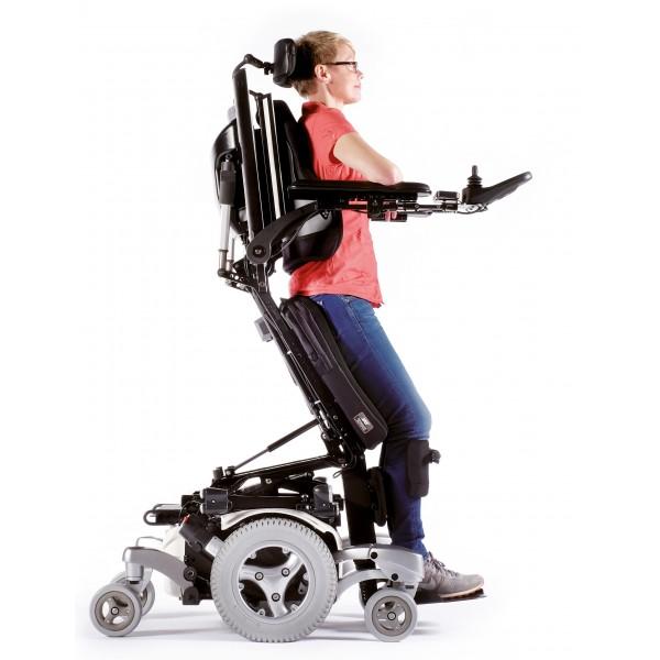sillas de ruedas electricas para pararse