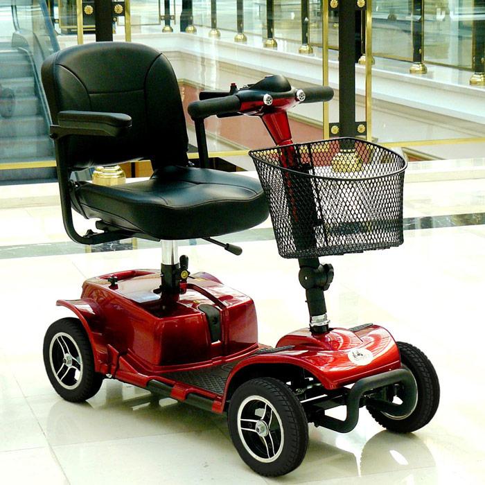 Scooter Urban de Libercar