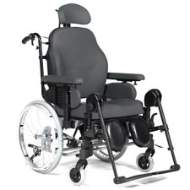 "22 ""rear wheel, standard push brakes and quick release system for the rear wheels"