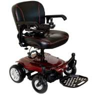 K-Chair Cherry red